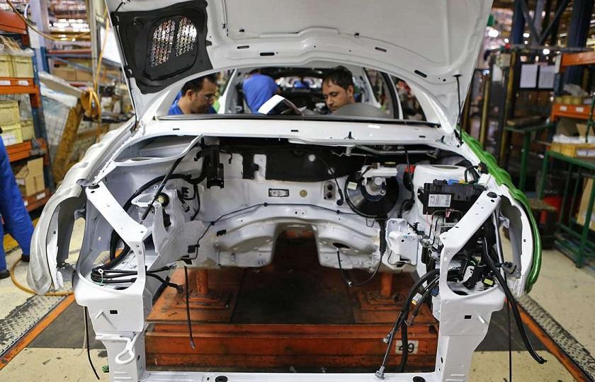خودروسازان 6 هزار میلیارد ریال به قطعه سازان سمنانی بدهکارند!
