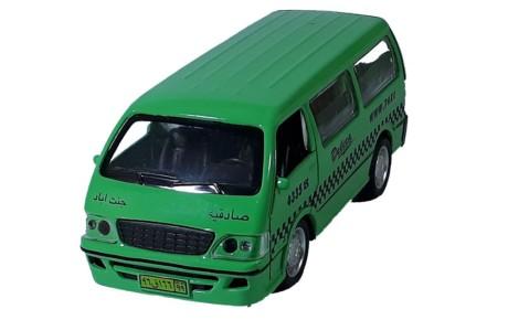 تولید ون جدید برای نوسازی ناوگان فرسوده حمل و نقل کشور
