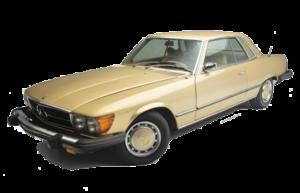 قیمت بنز SLC450 مدل 1974