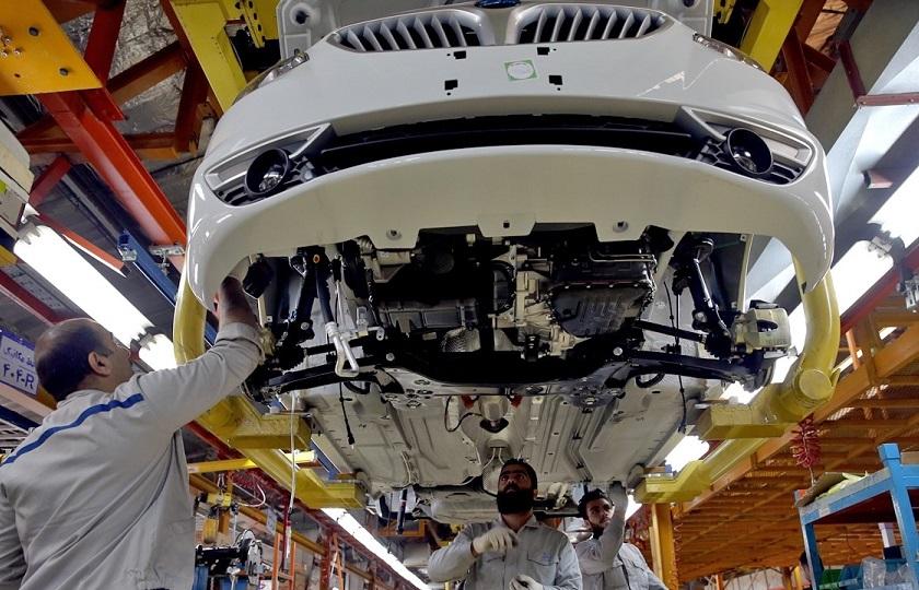 بررسی تیراژ ماه به ماه خودروسازان در نیمسال 98