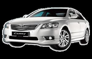 قیمت تویوتا آریون 2009-2011