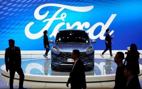ادامه کاهش فروش خودروهای فورد در بازار چین
