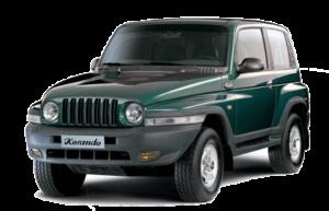 قیمت سانگ یانگ کوراندو مدل 2007