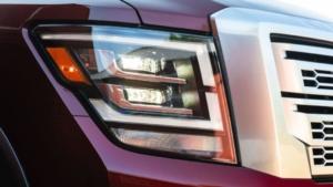 نیسان تایتان XD مدل 2020 رونمایی شد + تصاویر