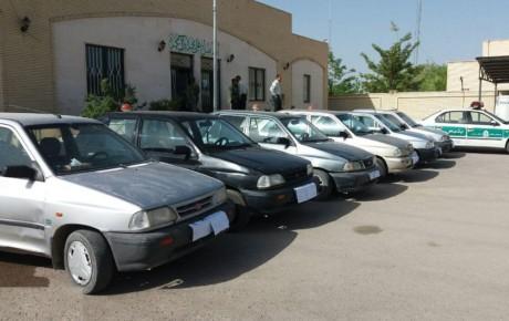 ۷۰ درصد از آمار سرقت خودرو مربوط به پراید است!