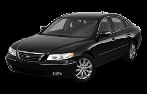 قیمت هیوندای آزرا (گرنجور) مدل 2006-2011