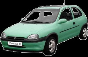 قیمت اوپل کورسا مدل ۱۹۹۴