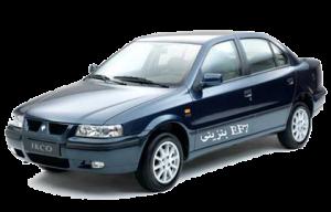 قیمت سمند LX EF7 بنزینی