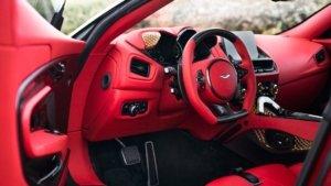 استون مارتین DBS GT زاگاتو مدل 2020