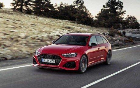 رونمایی از آئودی RS4 آوانت مدل ۲۰۲۰ به عنوان استیشن جذاب آلمانها