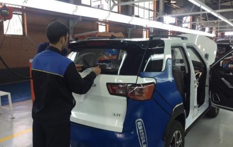 آغاز مجدد تولید و تحویل محصولات سیف خودرو