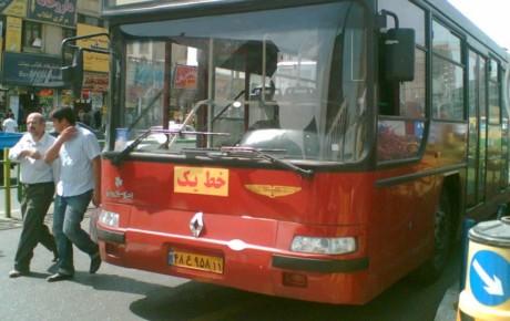 اتوبوسهای ما عمر خود را کردهاند