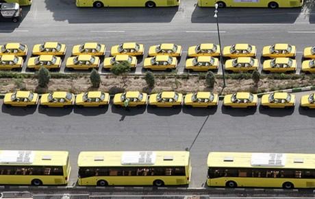 افزایش نرخ کرایه حمل و نقل عمومی در سال ۹۹