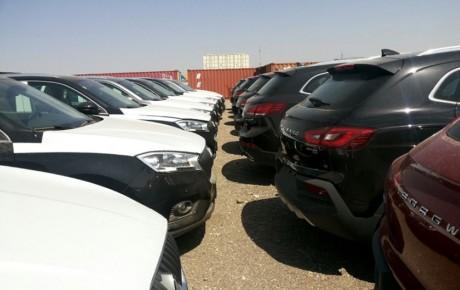 جزئیات جدید از وضعیت خودروهای ترخیص شده و موجود در گمرک