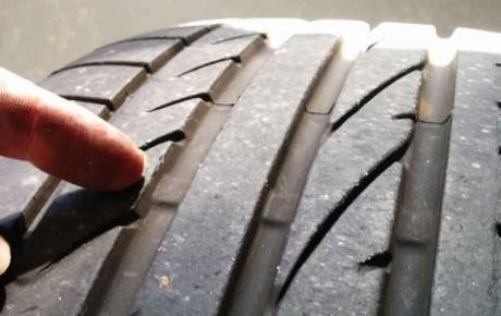 دلیل سایش تایر خودرو چیست؟