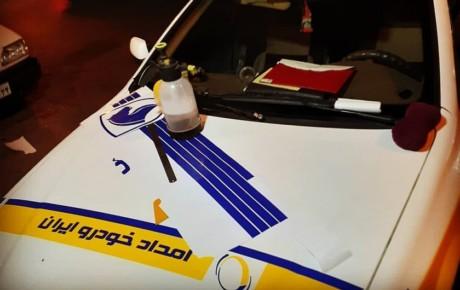 بغل نویسی خودرو باید با مجوز پلیس باشد