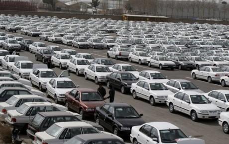 عبور تجاری سازی روزانه محصولات ایران خودرو از مرز ۲۸۰۰ دستگاه