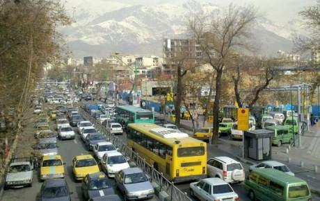 علل افزایش ترافیک در معابر پایتخت
