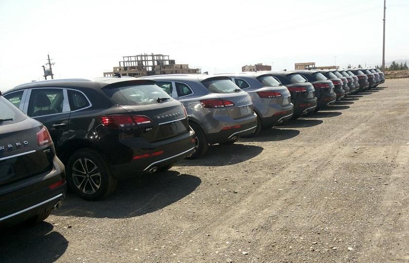 مالکان خودروهای دپو شده با مدیران منطقه آزاداروند درگیر شدند