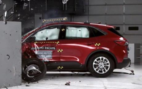 کسب رتبه ایمنی Top Safety Pick از IIHS برای فورد اسکیپ ۲۰۲۰