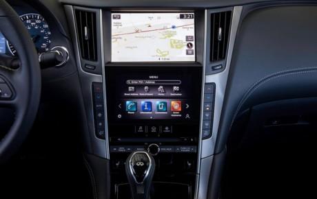 اضافه شدن اپل کارپلی و اندروید به خودروهای مدل ۲۰۲۰ اینفینیتی