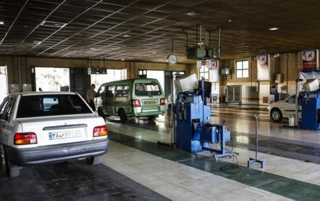 3 واحد سیار کنترل آلایندگی در مبادی تهران مستقر شدهاند
