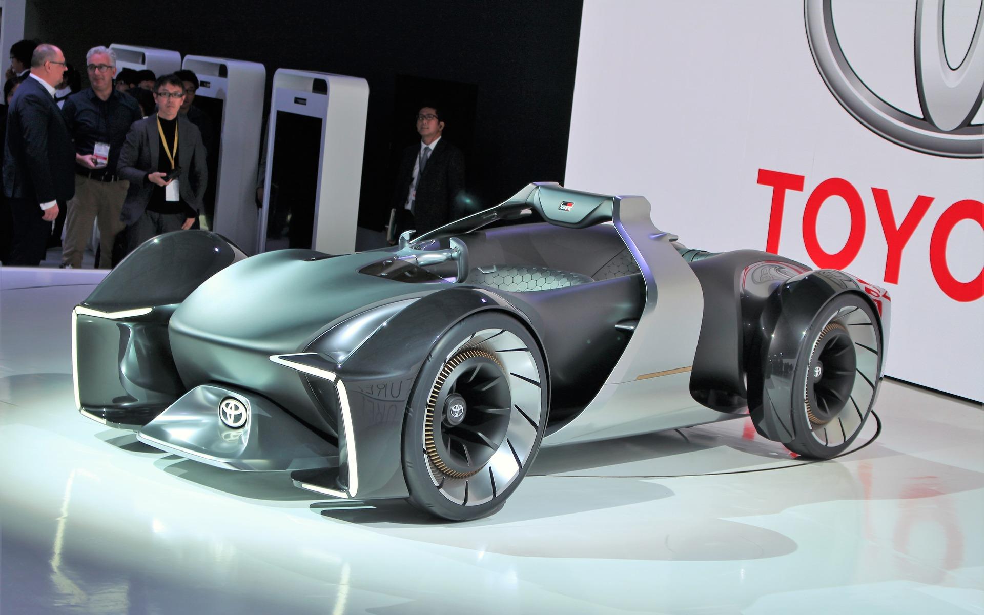 تویوتا E-Racer