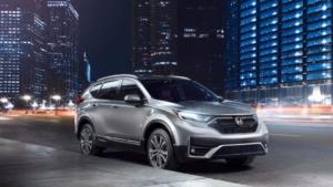 اعلام جزئیات قیمتی هوندا CR-V مدل 2020 + تصاویر