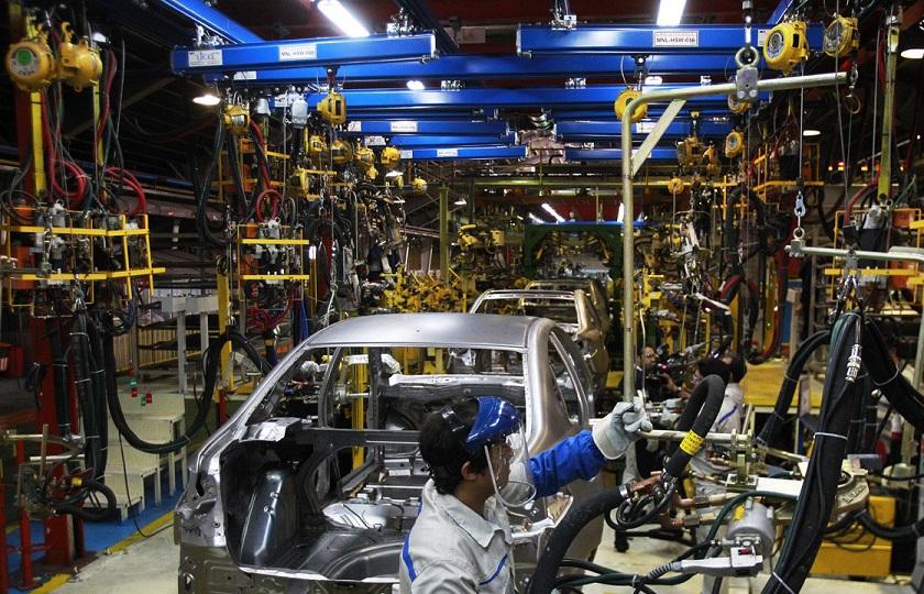 افت 35.8 درصدی تولید خودرو در 8 ماه امسال