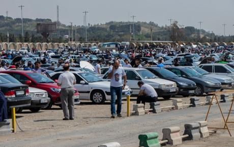 افزایش 10 درصدی قیمت خودرو با گرانی بنزین