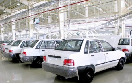 خودروهای ثبت نامی ثانیهای تکمیل ظرفیت میشود