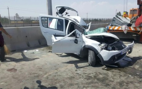 بررسی دلایل حوادث رانندگی و ایمنی خودرو