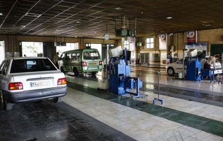 خودروهای سرویس آلوده ارتش متوقف شدند