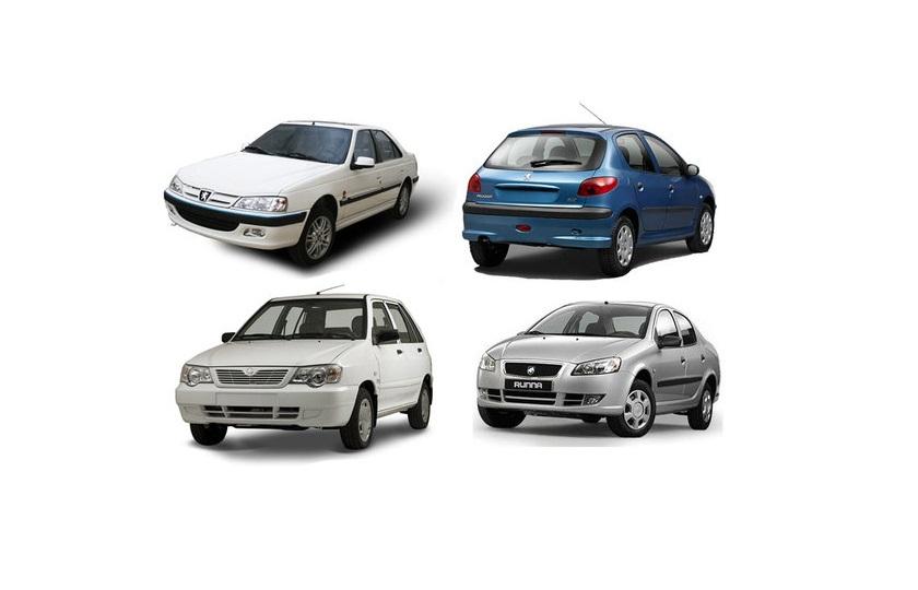 درآمدهای پیش بینی شده در بخش خودرو
