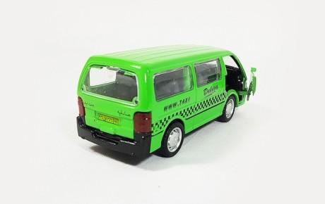 سهمیه ۶۰۰ لیتری برای تاکسیهای ون