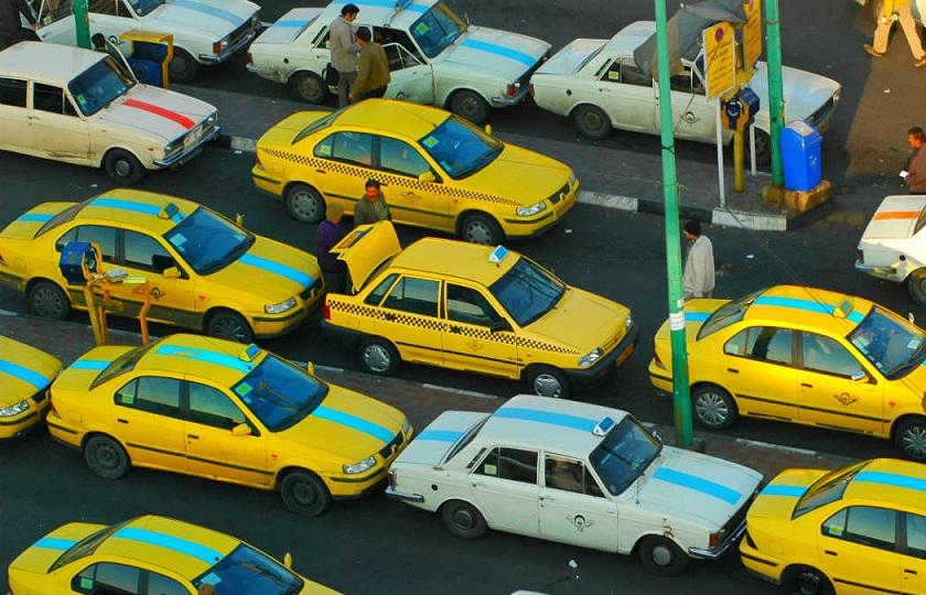 عرضه 250 هزار حلقه لاستیک به تاکسیها