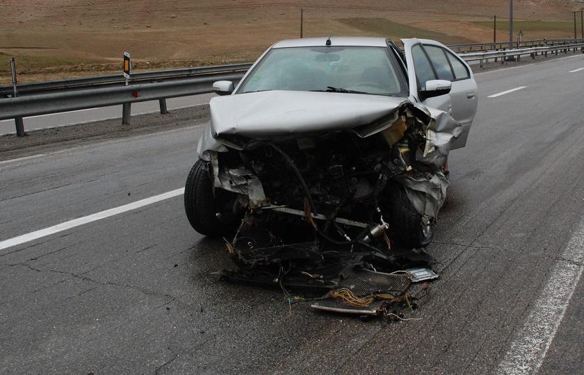میزان تلفات جادهای کاهش یافت