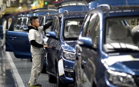 میزان فروش جهانی خودرو کاهش یافت