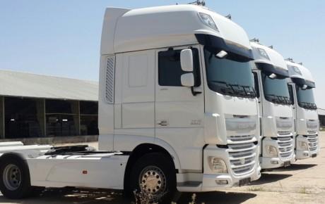 واردات کامیون دست دوم با کارکرد 3 ساله