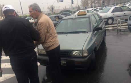 ورود خودروهای پلاک شهرستان برای مسافر کشی تخلف است
