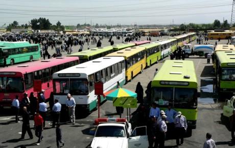 وسایل حمل و نقل عمومی گازسوز شود