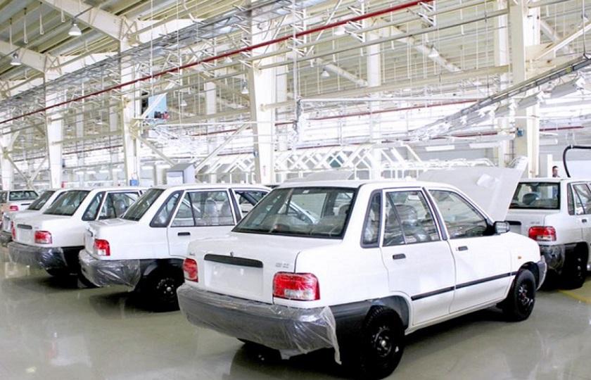 کاهش تولید خودرو تا پایان سال جبران میشود