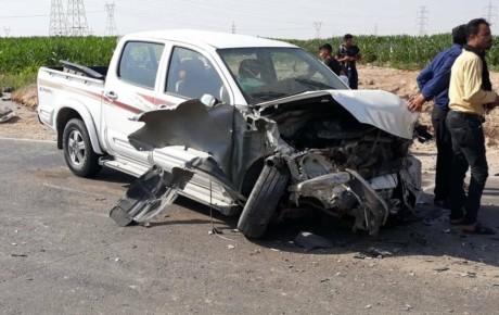 کشته شدن 1670 نفر بر اثر تصادفات رانندگی در مهر ماه