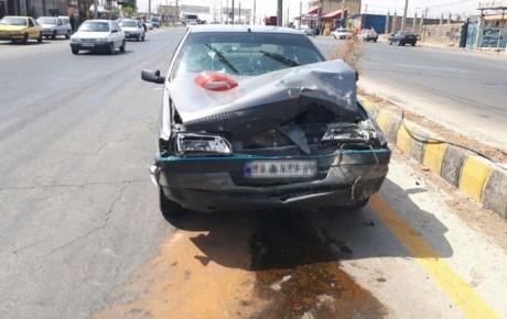 یک پنجم از تلفات تصادفات عابران پیاده هستند