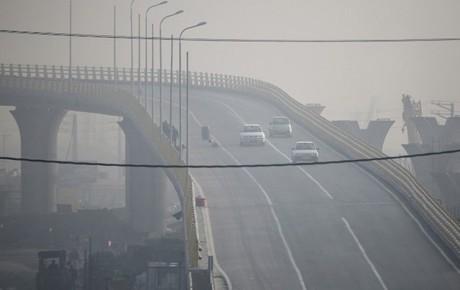 ۵۳ درصد آلودگی هوا مربوط به خودروها است