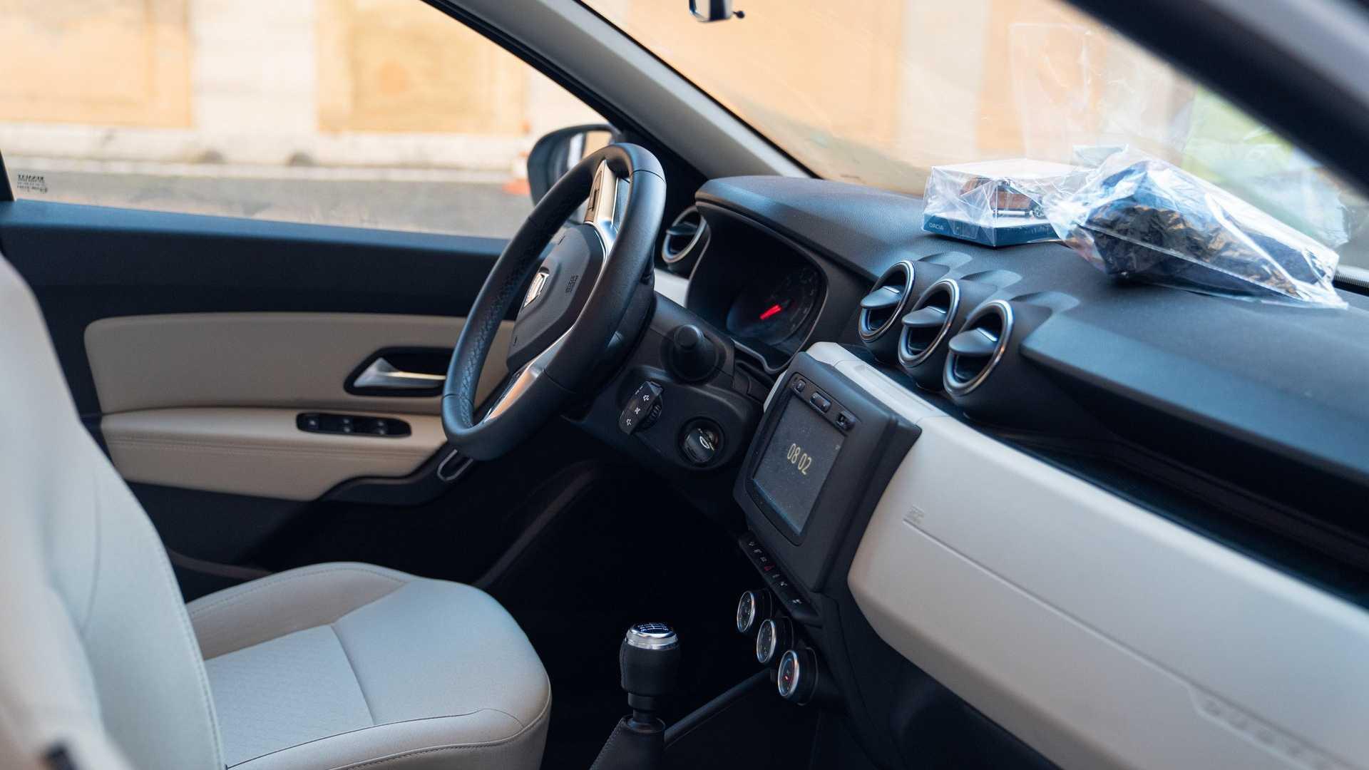 داچیا داستر خودروی جدید پاپ فرانسیس خواهد بود + تصاویر