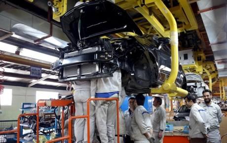 آمار تولیدات پارس خودرو در دی ماه