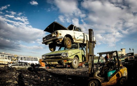 ابر بحران هشت میلیون خودرو فرسوده