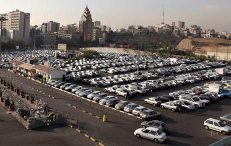 اصلاح نرخ پارکینگهای عمومی شهرداری و پارک حاشیهای تهران