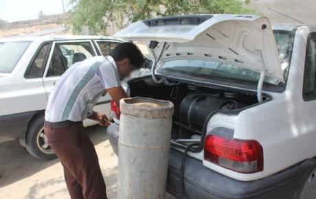افزایش مصرف سوخت LPG پس از گرانی بنزین